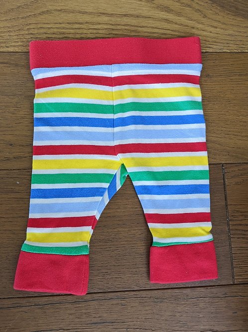 Little Bird Rainbow Stripe Leggings