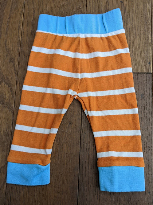 Little Bird Orange Stripe Bottoms