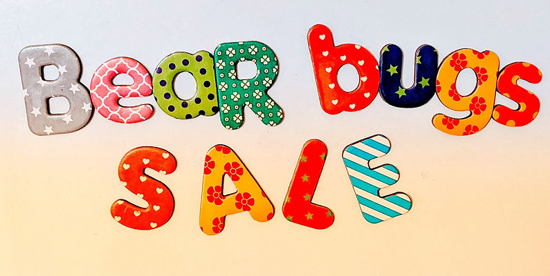 Big savings in the Sale at Bear & Bugs. Save up to 40% on Kite Clothing, Little Green Radicals, Pigeon Organics and Toby Tiger. There are also a few pre-loved items such as Maxomorra and Duns on sale.