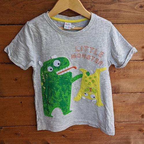 Mini Club 'Little Monsters' T-Shirt