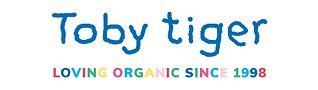 Fun & funky organic childrens clothes from British brand Toby Tiger. You'll love the bold patterns & colour choices. An essential brand to add to your kids wardrobe.