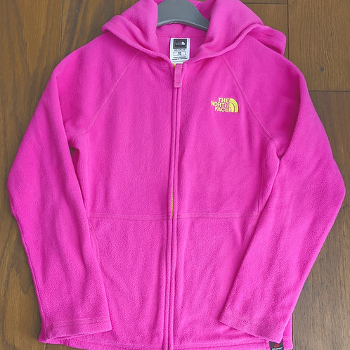 The North Face Hot Pink Fleece