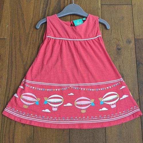 Little Green Radicals Hot Air Balloon Story Time Dress