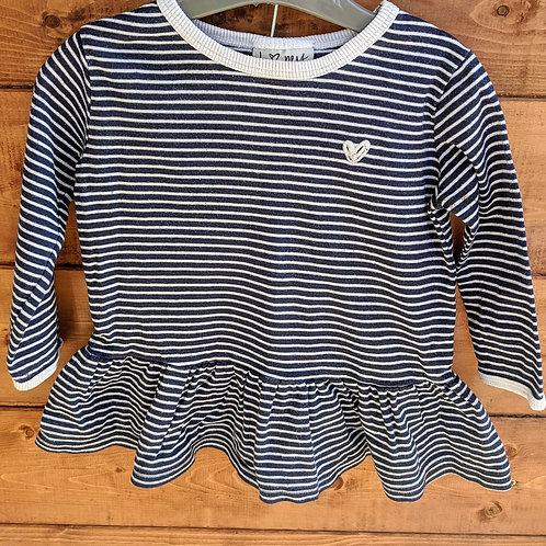Next Striped Jersey Tunic
