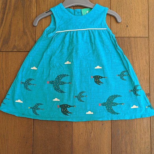 Little Green Radicals Flying South Story Time Dress