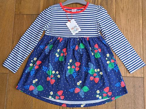 Mini Club Strawberries Dress