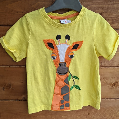 Mini Club Giraff T-Shirt