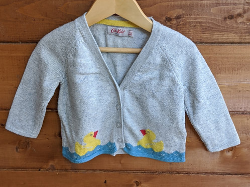 Cath Kidston Knitted Duck Cardigan