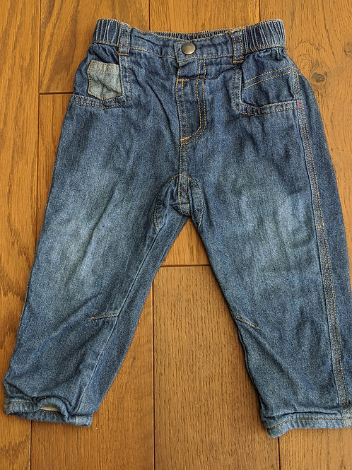 George Blue Wash Jeans
