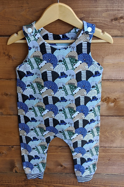 Freckles & Daisies 'Road Trip' Dungarees