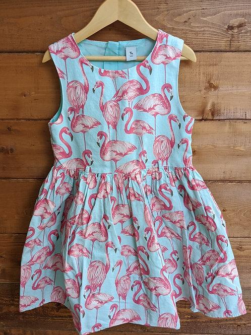 TU Flamingos Party Dress
