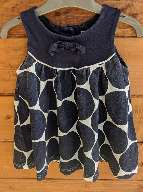 Next Spotted Swing Dress