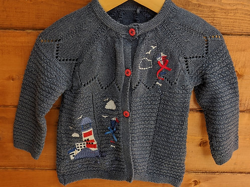 TU Knitted Lighthouse Cardigan