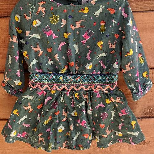 Next Forest Animals Dress