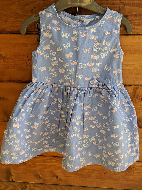 Blue Zoo Butterfly Summer Dress