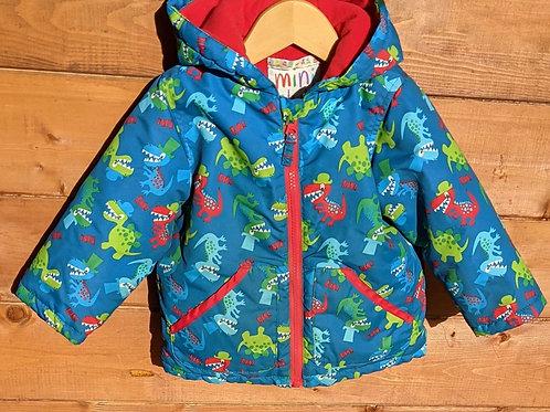 Mini Club Dinosaur Coat