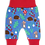 Thumbnail: Toby Tiger Organic Woodland Print Yoga Pants