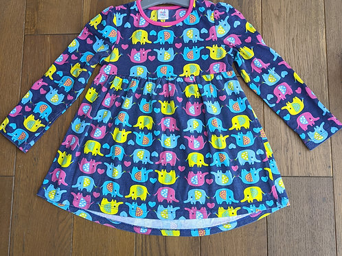 Mini Club Elephant Dress