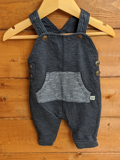 George Navy Dungarees