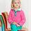 Thumbnail: Breton Striped Fleece Sweatshirt