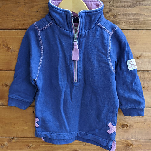 Lazy Jacks Devon 1/4 Zip Sweatshirt