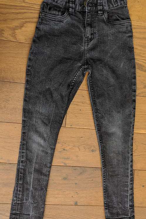 Urban Outlaws Skinny Black Jeans