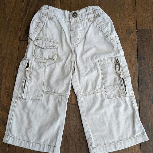 S G Junior Cargo Trousers