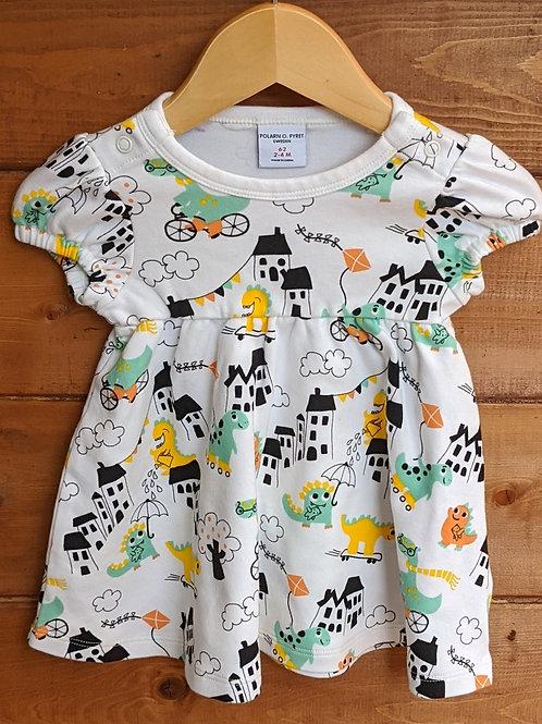 Polarn O.Pyret Fun Dinos Dress