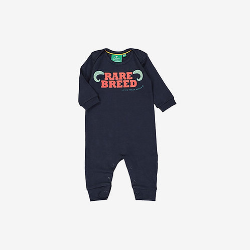 Little Green Radicals Rare Breed Babygrow
