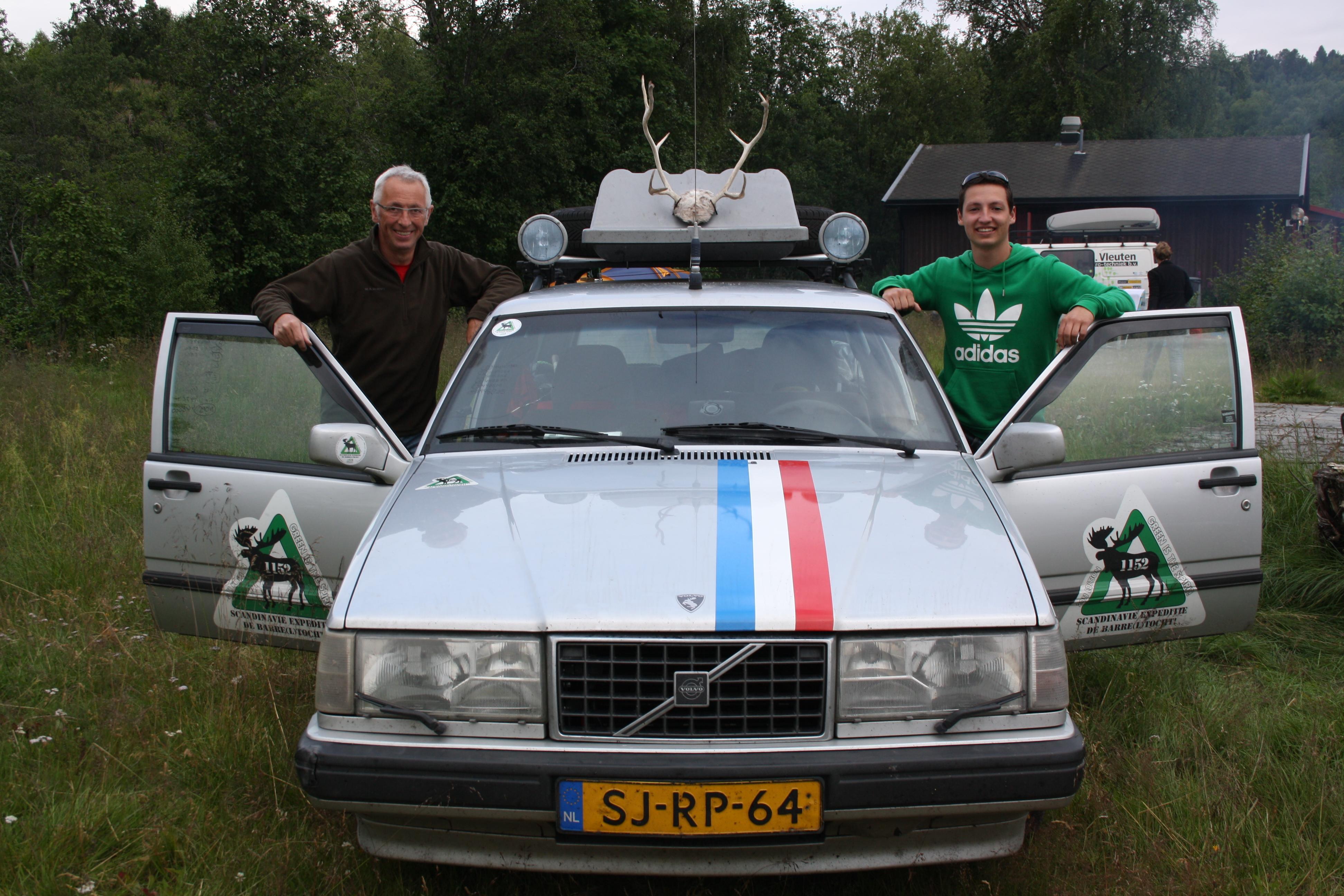 Scandinavie Expeditie, team 1150