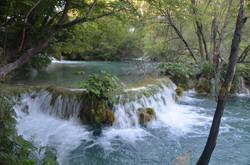 Balkan Tour, Plitvice meren Kroatie