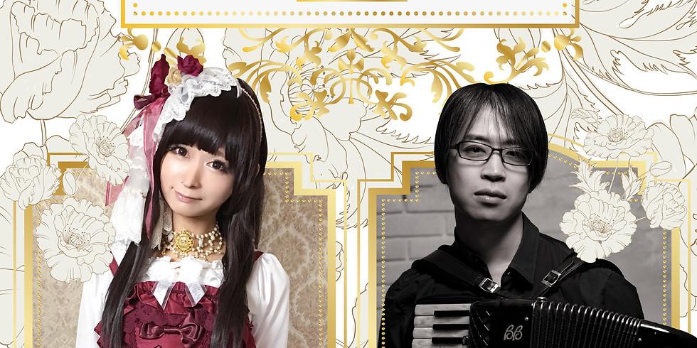 2/20(土)BabySwan クラシックコンサート えびさわなおき。さん,谷琢磨さん