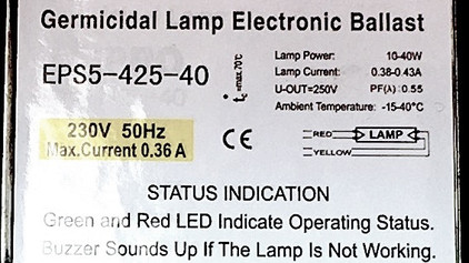 Our Covid-19 Plan - UVC Lamps