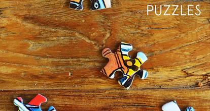 Steve Barry talks about his album 'Puzzles'