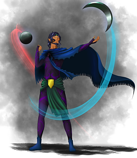 Character Introduction: Zynk - The Spiral Sage