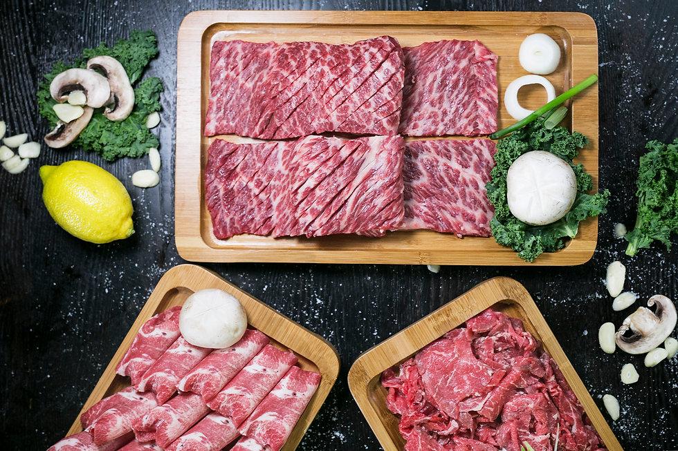 Korean BBQ Saeng Galbi