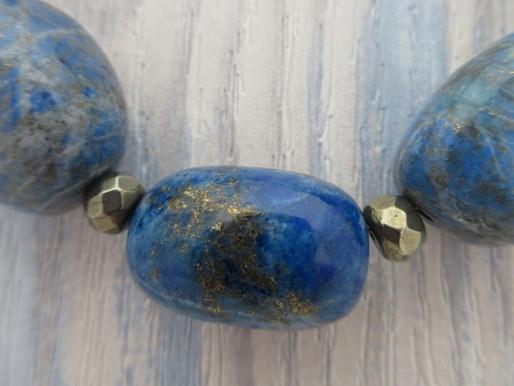 Lapis Lazuli - the blue stone