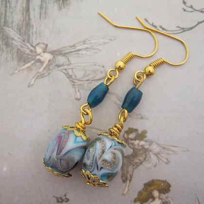Fairytale Earrings, Gift for Her
