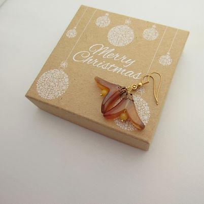 Brown Agate Sycamore Earrings xmas.jpg