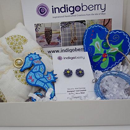 Gift Box, Blue Sea Selection