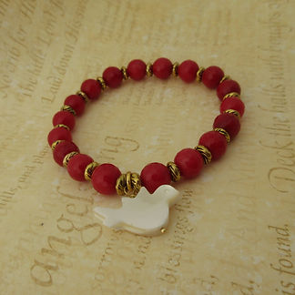 Bright Red Quartz Bracelet 4.jpg