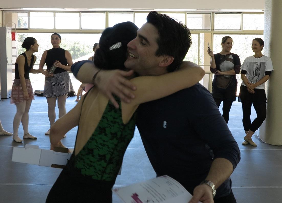 Porque ballet combina com gentileza