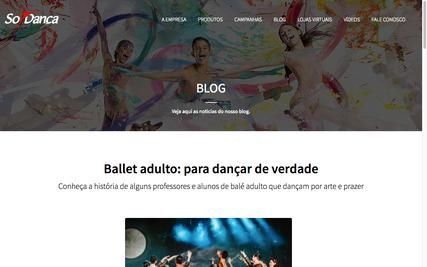 Ballet adulto: para dançar de verdade