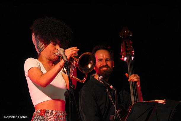 Milena & Manel - A Jazz de Mar
