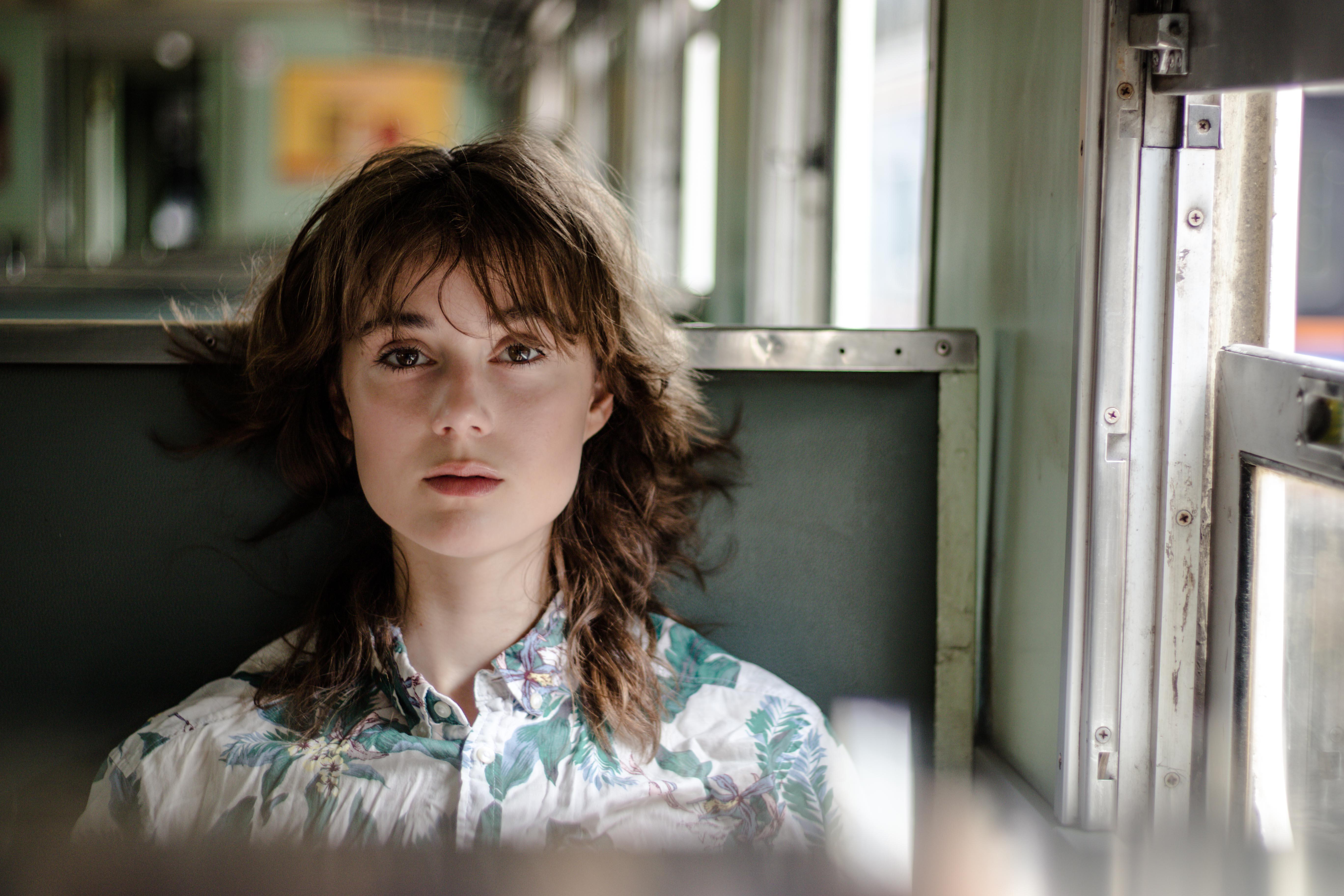 La fille du train.