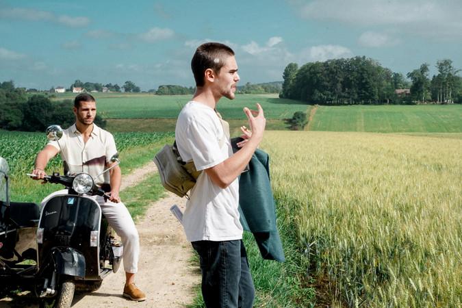 Director Ludovic Spiteri