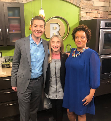 WCCB Charlotte CW's Rising Celebrity Chef