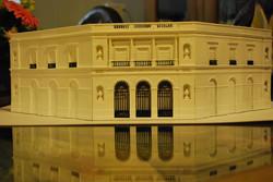 Teatro de la República(Maqueta)