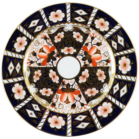 Traditional Imari Plate