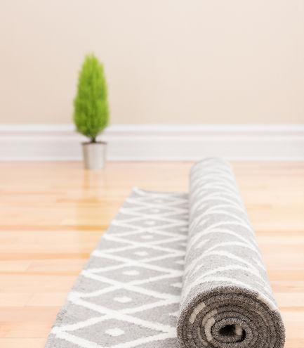 Desenrollar la alfombra